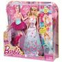 Barbie Mix Match Fantasias Mágicas
