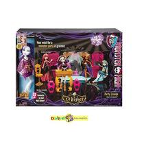 Monster High Spectra Vondergeist Play Set 13 Desejos - 2013