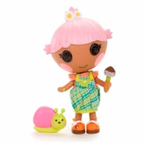 Boneca Lalaloopsy Littles- Petal Flowerpot Buba Toys