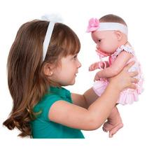 Boneca Baby Ninos Cotiplas Bebê Recém Nascido - Ref 2032