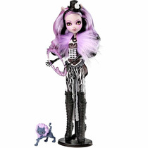 Monster High Boneca Freak Du Chic Clawdeen Wolf Mattel