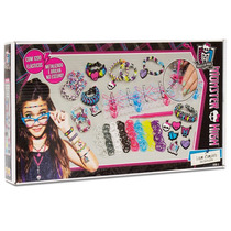 Monster High - Loom Completo - Crie A Sua Pulseira 76965