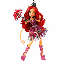 Monster High Boneca Freak Du Chic Toralei
