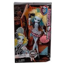 Boneca Monster High Monster Exchange Program Lagoona Blue