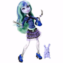 Boneca Monster High 13 Wishes Twyla - Mattel