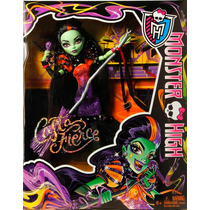 Boneca Monster High Casta Fierce Nova Lacrada