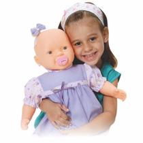 Boneca Gigante Fala 30 Frases Bebê ( Xupetuca Fala Comigo)