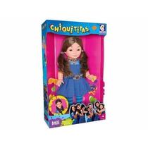 Boneca Mili Chiquititas Sbt - Cotiplas