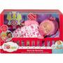 Boneca Little Mommy Hora Do Soninho Mattel + Brinde