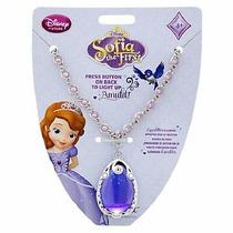 Amuleto Princesa Sofia Origina Disney P/entrega