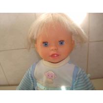 Boneca Little Mommy Abraços E Carinhos - Mattel -.funciona.