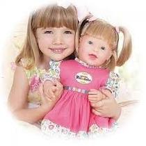 Boneca Bebê Bate Palminha - Cotiplás Oferta!!!!