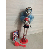 Monster High Ghoulia Yelps Mortas De Sono Dead Tired