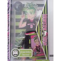 Deuce Gorgon Monster High Scream Uniform Fashion Pack Raro
