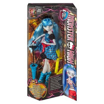 Boneca Monster High Freaky Fusion Ghoulia Yelps