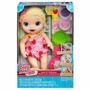 Baby Alive Lanchinhos Divertidos Loira B5013 Hasbro