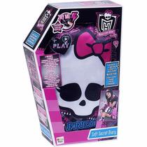 Travesseiro Com Diario Secreto Monster High