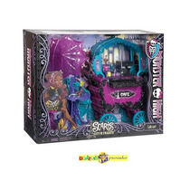 Monster High Clawdeen Wolf Café Scaris Original Mattel 2012