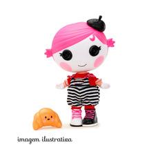 Boneca Mini Little Lalaloopsy Iii - Pintora - Buba