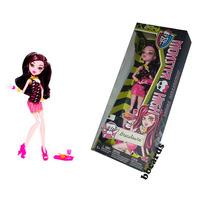 Boneca Monster High Draculaura Creepateria Mattel Oficial
