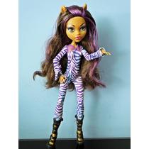 Boneca Monster High Clawdeen Wolf Mattel Tenho Barbie Polly