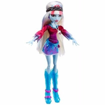 Boneca Monster High Scaris Abbey Bominable Y0392 - Mattel