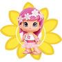 Boneca Pinypon Flores E Frutas - Flor Rosa - Multikids