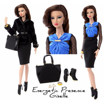 Fashion Royalty Gisele Energetic Presence