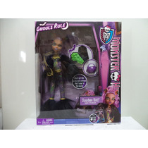 Monster High - Clawdeen Wolf - Ghouls Rule - Mattel