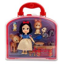 Disney Store - Mini Animators Branca De Neve No Brasil