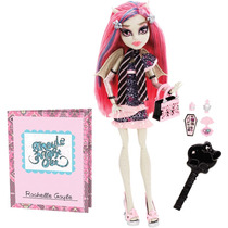 Boneca Monster High Rochelle Goyle Mattel! Frete Grátis!!!