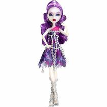 Monster High Boneca Spectra Vondergeist Assombrada - Mattel