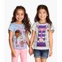 H&m Eua Fantasia Camiseta T-shirt Blusa Doutora Brinquedos