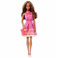 Barbie Fashionistas 2015 Grace Nikki Negra Lançamento