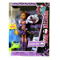 Boneca Monster High - Clawdeen Wolf