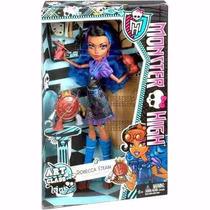 Boneca Monster High Robecca Steam - Mattel Ref. Bbd79