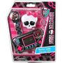Monster High Radio Fm + Relogio + Minigame - Candide