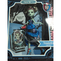 Boneca Monster High Frankie Stein Threardarella Scary Tales