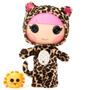 Boneca Lalaloopsy Bebê Whiskers Lions Roar - Média - Buba