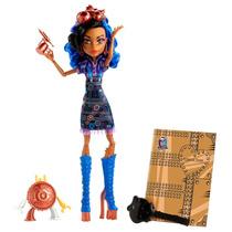 Boneca Monster High Aula De Arte Robecca Mattel