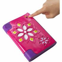 Diário My Password Rosa/lilás Abre C/ Sua Voz - Mattel !!!