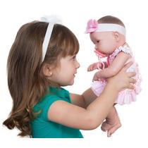 Boneca Bebe Baby Ninos - Cotiplás Lançamento 2015 Oferta