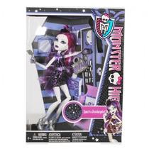 Boneca Monster High Balada Monstro - Spectra Vondergeist