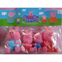 Família Peppa Pig Para Crianças, Bebês De Apertar