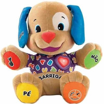 Fisher-price Cachorrinho Aprender Brincar Original Bht22
