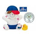 Boneco Brinquedo Para Bebê Hora Do Banho Julia Wayne Ks Kids