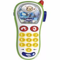 Telefone Que Vibra E Faz Sons Chicco
