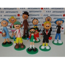Turma Do Chaves Eva 3d *a B R Artesanato