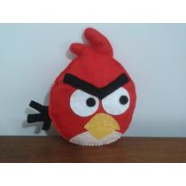 Boneco Angry Birds Em Feltro