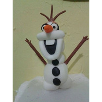 Boneco Olaf Minions Em Biscuit
